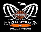 Harley Davidson in Panama City Beach, Florida