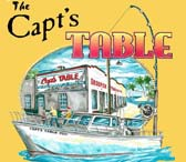 The Captain's Table in Panama City Restaurants