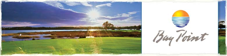 Bay Point Resort Golf Courses in Panama City Beach