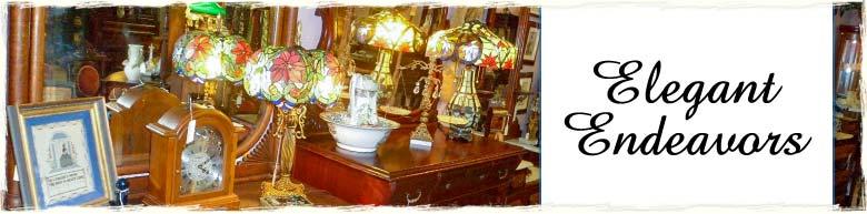 Elegant Endeavors Antiques in Panama City Beach