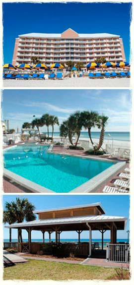 Panama City Beach Hotels On The Map