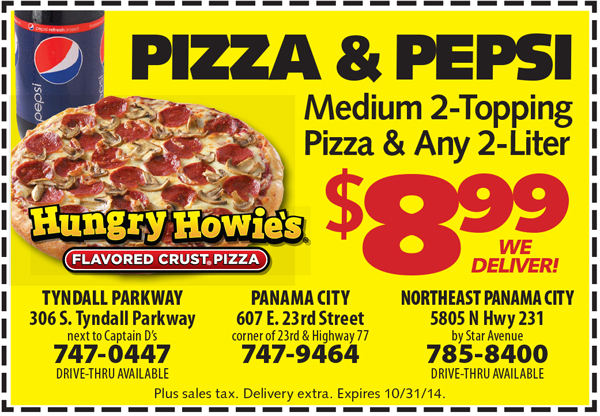 Hungry howie coupon code