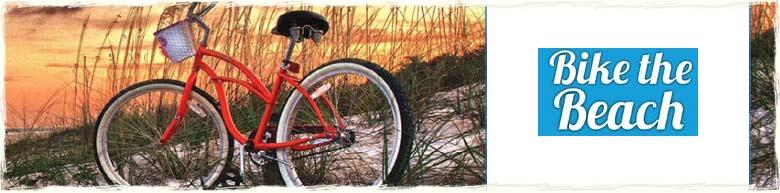Bike the Beach in Panama City Beach, Florida