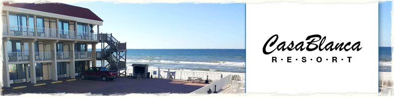 Casa Blanca Resort in Panama City Beach, Florida