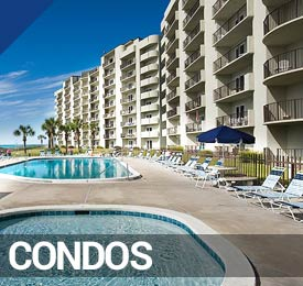 Panama City Beach Condos on the Visitor's Map