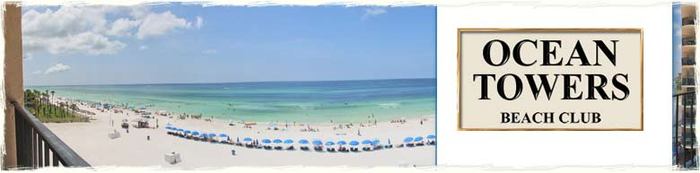 Ocean Towers Beach Club in Panama City Beach