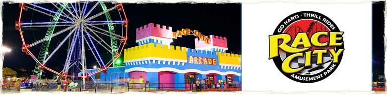 Race City Amusement Park in Panama City Beach