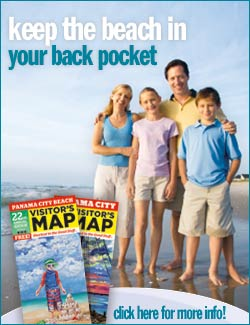 Get a Panama City Beach Visitor's Map