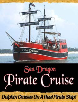 SeaDragon Pirate Cruise in Panama City Beach