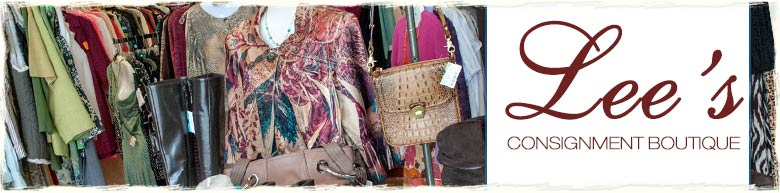 Lee's Consignment Boutique in Panama City, Florida