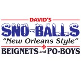 David's Sno-Balls, Po-Boys & Beignets restaurant in Panama City Beach