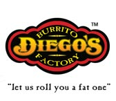 Diego's Burrito Factory and Margarita Bar in Panama City Beach