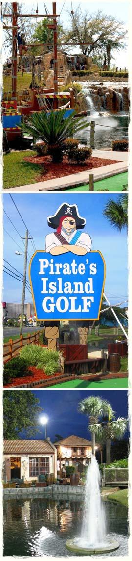 Pirates Island Panama City Beach Fl Panama City Beach Fl