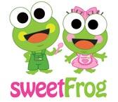 Sweet Frog Frozen Yogurt in Panama City Beach, Florida