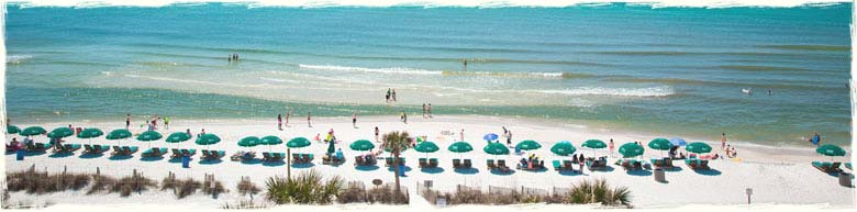 Laate Summer in Panama City Beach