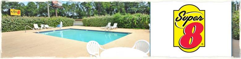 Super 8 Motel in Panama City, Florida