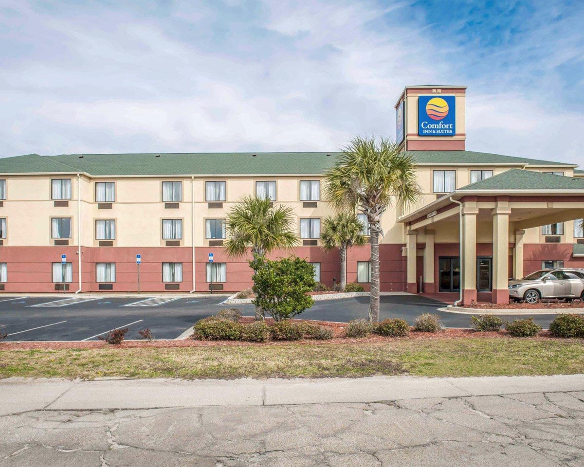 Comfort Inn Amp Suites Jenks Ave Panama City Beach