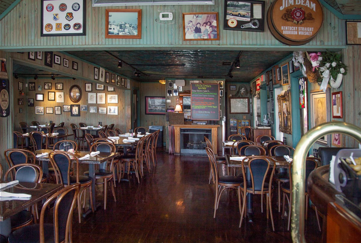 Uncle Ernies's Restaurant in Panama City, Florida