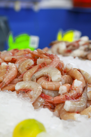 Buddys Seafood Market in Panama City Beach