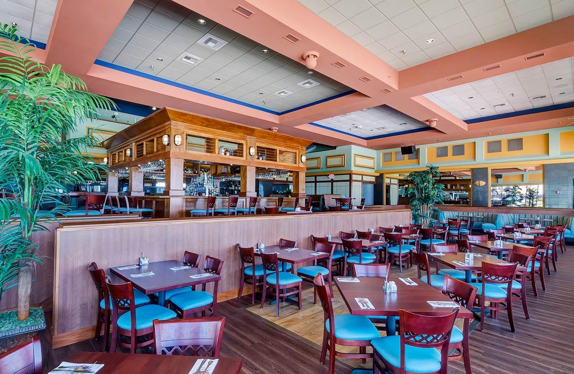 Harpoon Harry's restaurant in Panama City Beach, Florida