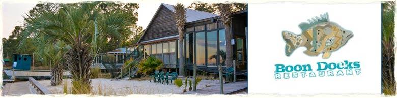 Panama City Beach Restaurant Boondocks