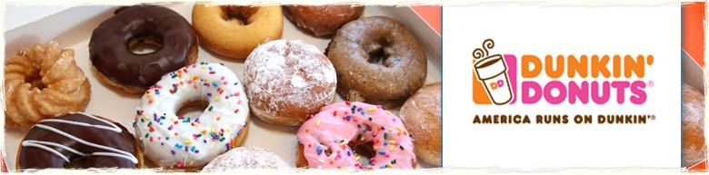 Panama City Beach Restaurant Dunkin Donuts