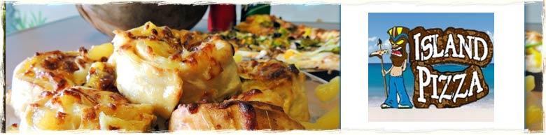 Panama City Beach Pizza Island Pizza