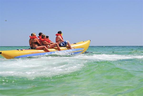 Aquatic Adventures Parasail and Boat Rentals in Panama City Beach, Florida