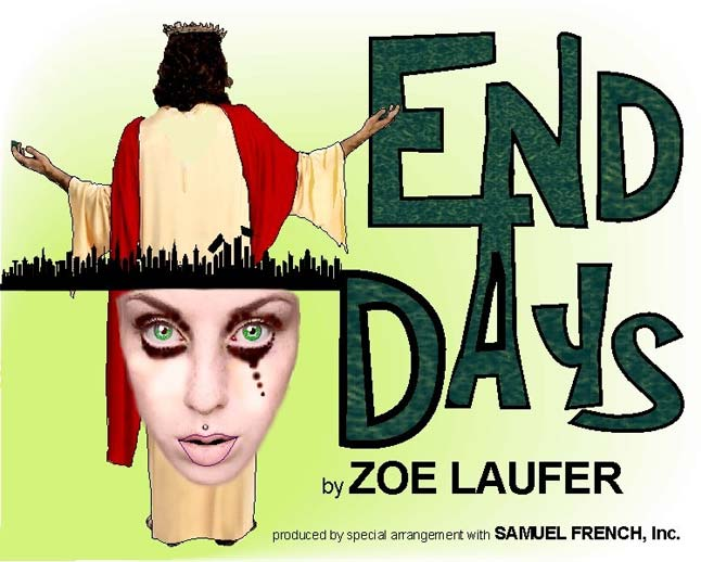 End Days at the Kaleidoscope Theatre