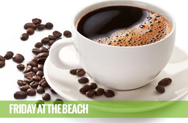 Friday at the Beach Panama City Beach