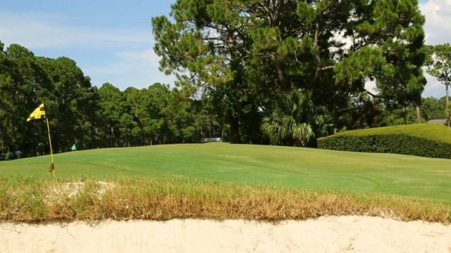 Holiday Golf Courses in Panama City Beach, Florida