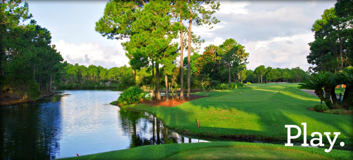 Hombre Golf Club Panama City Beach Florida