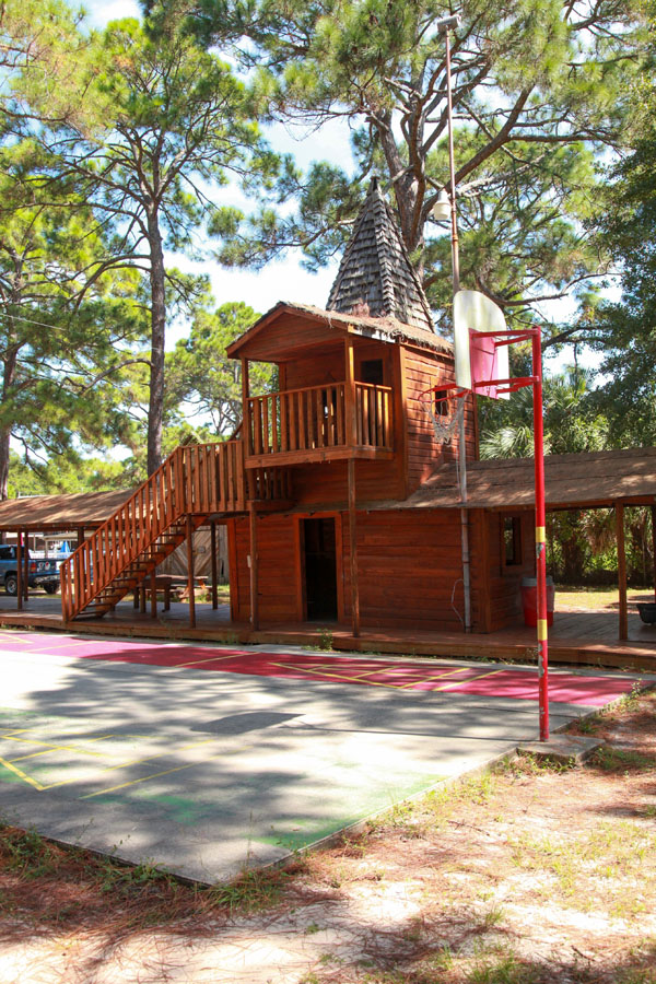 Raccoon River Campground Panama City Beach Rv Parks On