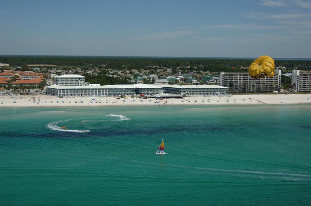 Sandpiper Beacon Beach Resort Panama City Beach Hotels