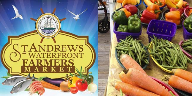 St. Andrews Farmer's Market in Panama City, Florida