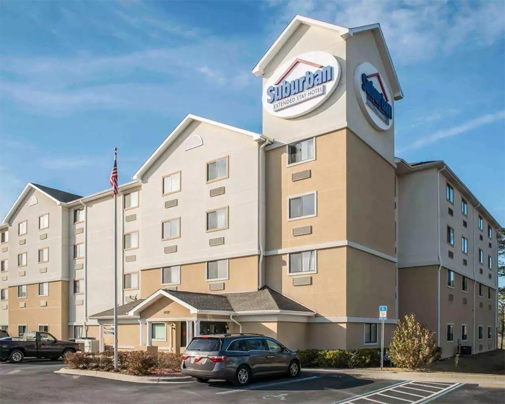 Suburban Extended Stay Hotel Panama City Beach Hotels