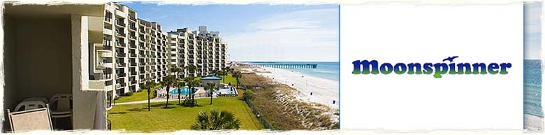 Moonspinner Condominiums Panama City Beach, Florida