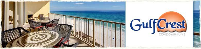 Gulf Crest Condo in Panama City Beach, Florida