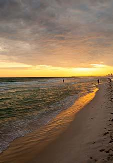 Fall is awesome in Panama City Beach - so sayeth CUZ!