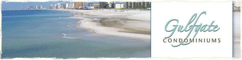 Gulfgate Condominiums in Panama City Beach