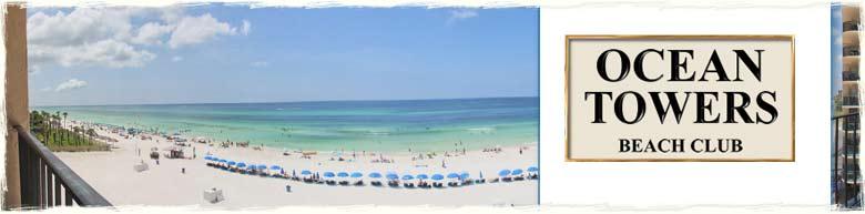 Ocean Towers Beach Club in Panama City Beach