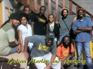 Julian Marley and Uprising