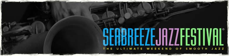 2016Seabreeze Jazz Festival in Panama City Beach