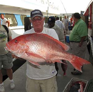 2016 Snapper Season in Panama City Beach