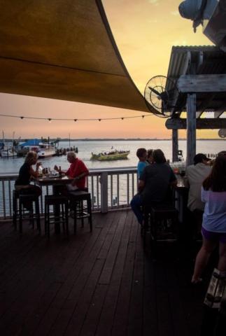 Uncle Ernies's Restaurant in Panama City, Florida