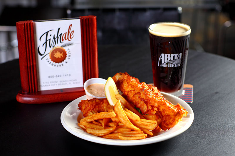Fishale Restaurant in Panama City Beach, FLorida