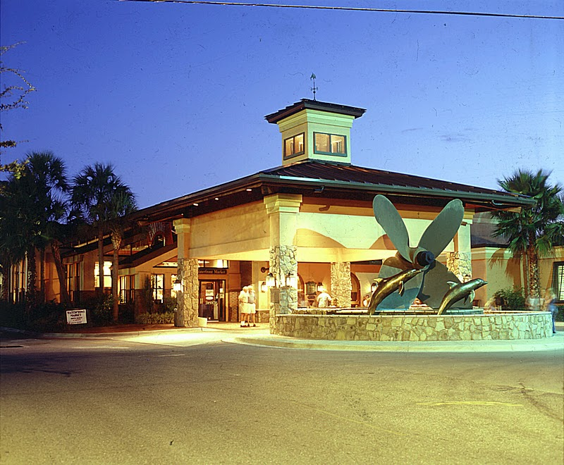 Captain Anderson's Restaurant in Panama City Beach, Florida