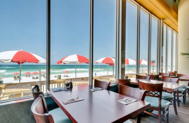 Harpoon Harry's restaurant in Panama City Beach, Florida