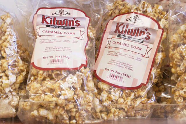 Kilwin's Ice Cream in Panama City Beach, Florida