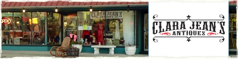 Clara Jean Antiques in St. Andrews